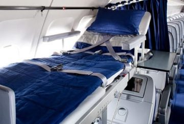 Commercial Airline Stretcher