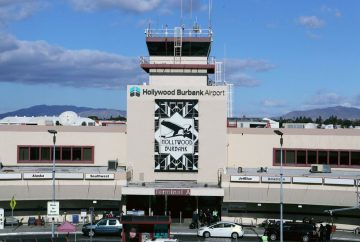 BUR - Hollywood Burbank Airport