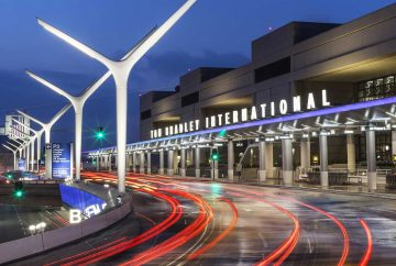 LAX - L.A International Airport