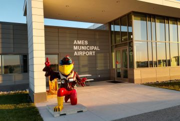 AMW - Ames Municipal Airport