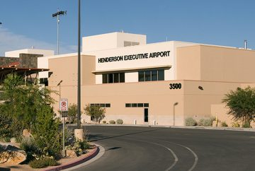 HND - Henderson Executive Airport