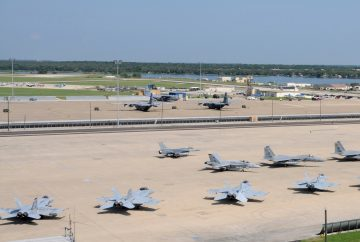 NBG - Naval Air Station Joint Reserve Base New Orleans