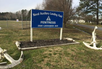 NFE - Naval Auxiliary Landing Field