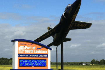 APS - Port of South Louisiana Executive Regional Airport