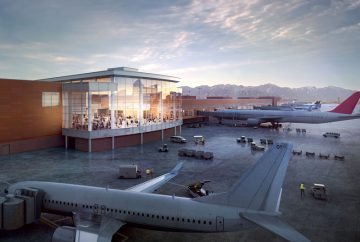 SLC - Salt Lake City Intl. Airport