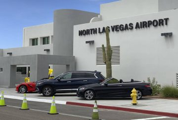 VGT - North Las Vegas Airport