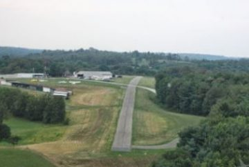 Wheeling Ohio County Airport