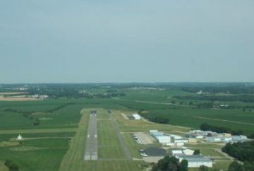 Burlington Municipal Airport