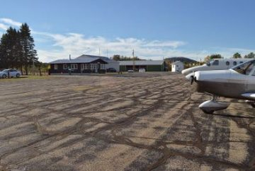 Eastern Slope Airport