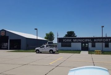 York Municipal Airport