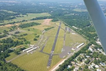 Central Jersey Airport