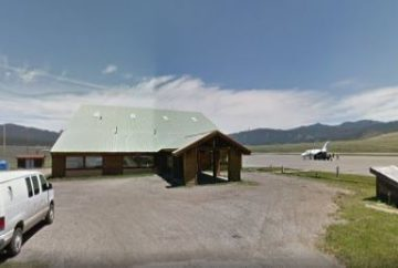 Colfax County Airport, Angel Fire