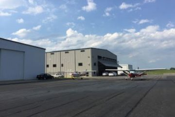 Triangle North Executive Airport