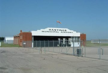 Hastings Municipal Airport