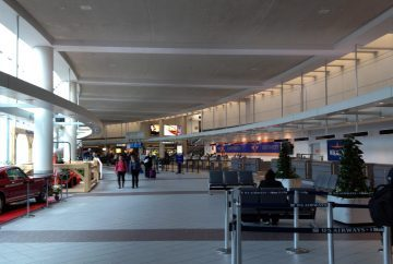 Manchester-Boston Regional Airport