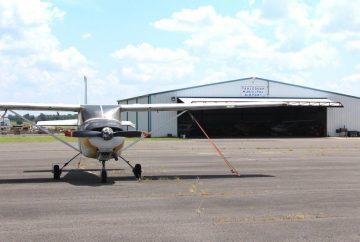 Tahlequah Municipal Airport