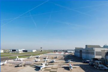 Paris Airport-Le Bourget