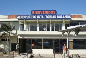 Tobías Bolaños International Airport
