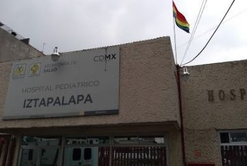 Hospital Pediatrico Iztapalapa