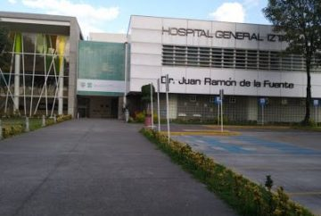 General Hospital Dr. Juan Ramon de la Fuente