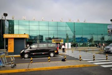 Jorge Chavez International Airport