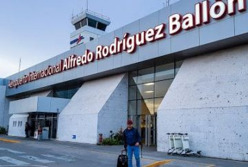 Alfredo Rodriguez Ballon International Airport