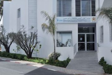 University Hospital Center Ibn Rochd - Casablanca