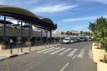 Casablanca Mohammed V International Airport
