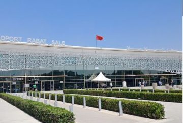Rabat - Sale Airport