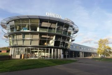 Breda International Airport Seppe