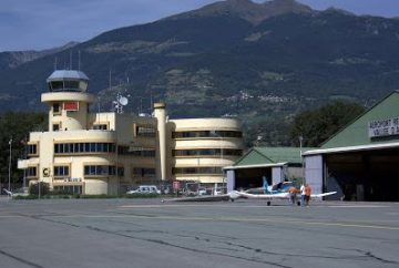 Aosta Valley Airport