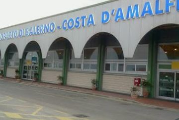 Salerno Costa d'Amalfi Airport