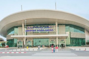 Oujda - Angads Airport