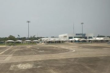 Minatitlan International Airport