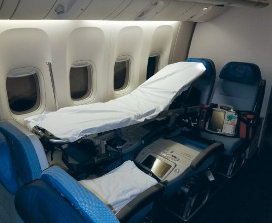 Commercial Stretcher Cabin